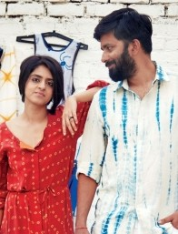 Moutushi and Rituraj—Example Clothing